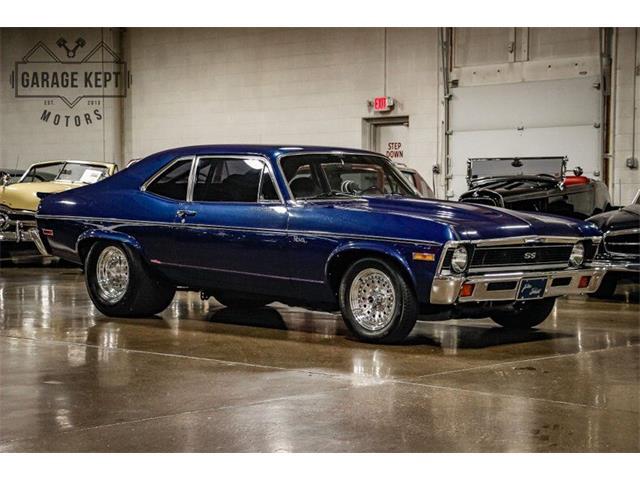 1972 Chevrolet Nova (CC-1484734) for sale in Grand Rapids, Michigan