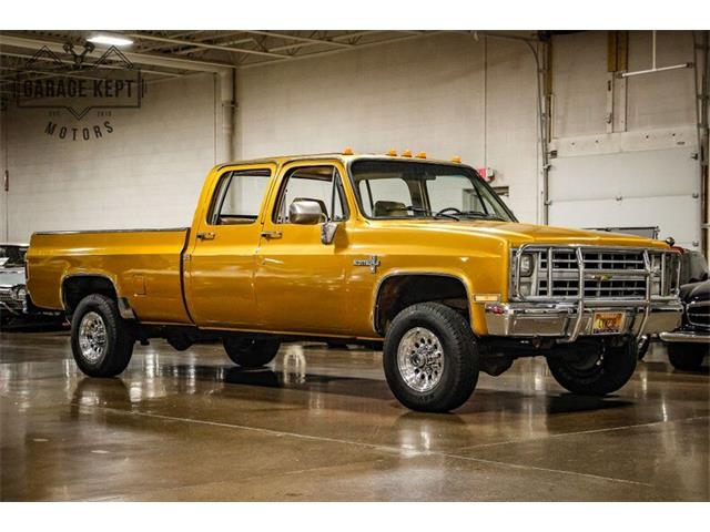 1985 Chevrolet C/K 30 (CC-1484742) for sale in Grand Rapids, Michigan