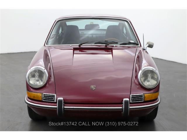 1972 Porsche 911T (CC-1484743) for sale in Beverly Hills, California