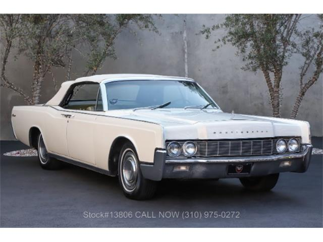 1967 Lincoln Continental (CC-1484747) for sale in Beverly Hills, California