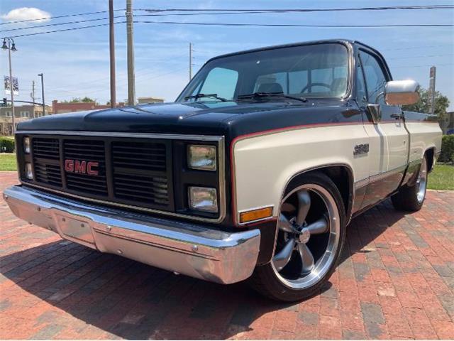 1986 GMC Sierra (CC-1484774) for sale in Cadillac, Michigan