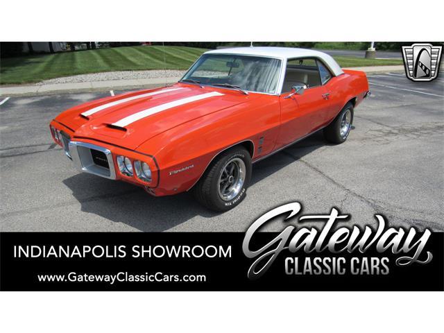 1969 Pontiac Firebird (CC-1484797) for sale in O'Fallon, Illinois