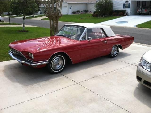 1966 Ford Thunderbird (CC-1484800) for sale in Cadillac, Michigan