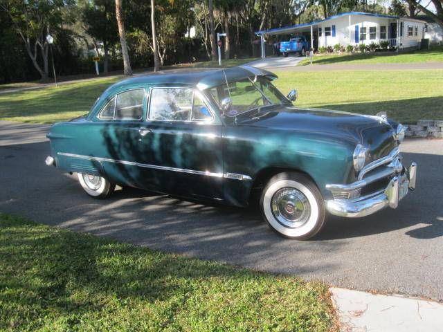 1950 Ford Custom (CC-1484801) for sale in Cadillac, Michigan