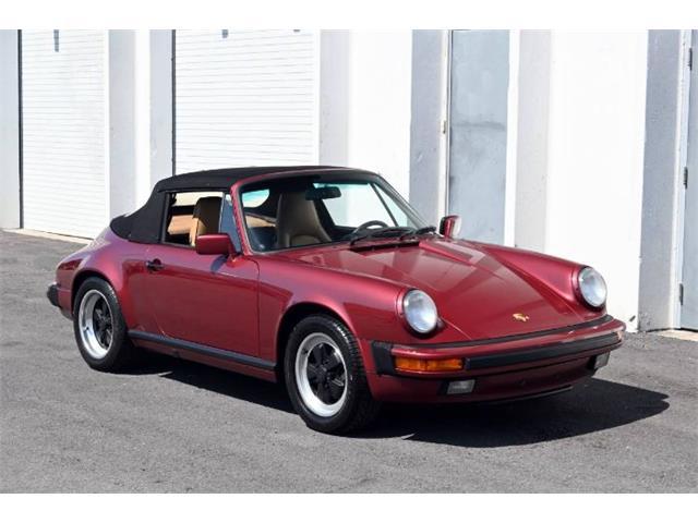 1989 Porsche 911 (CC-1484804) for sale in Cadillac, Michigan
