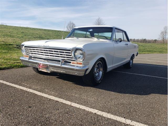 1963 Chevrolet Nova (CC-1484814) for sale in Greensboro, North Carolina