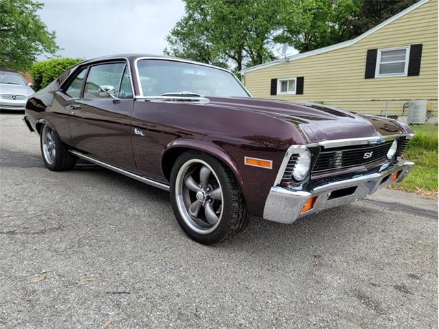 1972 Chevrolet Nova (CC-1484823) for sale in Greensboro, North Carolina