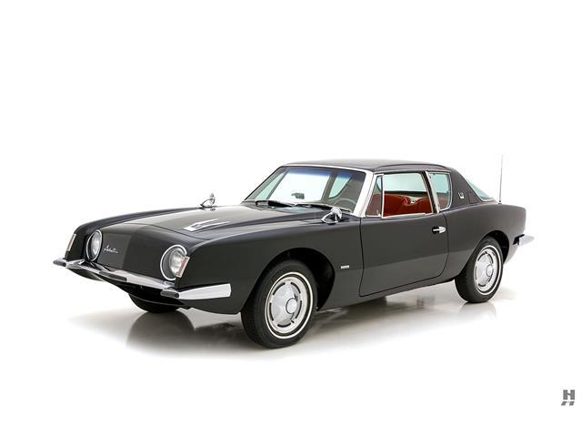 1963 Studebaker Avanti R2 (CC-1484840) for sale in Saint Louis, Missouri