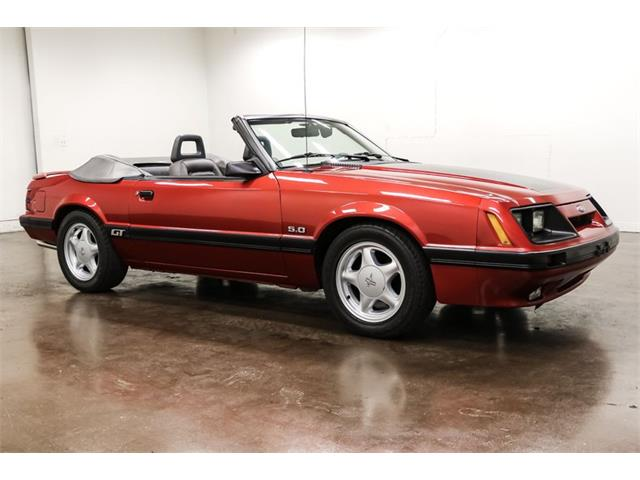 1986 Ford Mustang (CC-1480485) for sale in Sherman, Texas