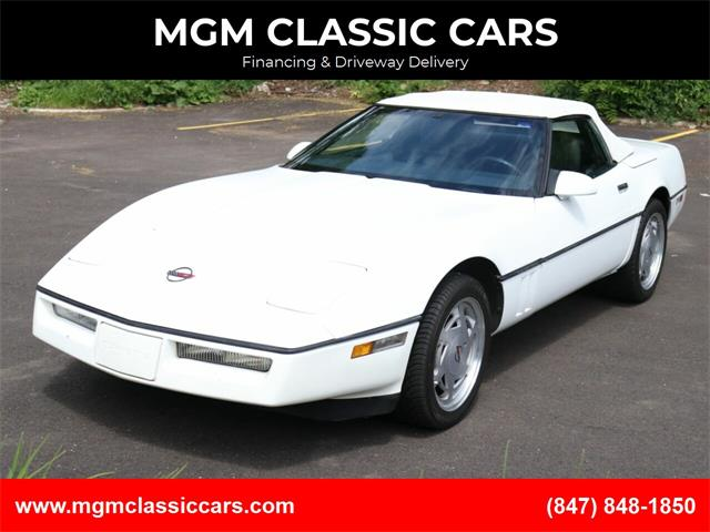 1989 Chevrolet Corvette (CC-1484852) for sale in Addison, Illinois