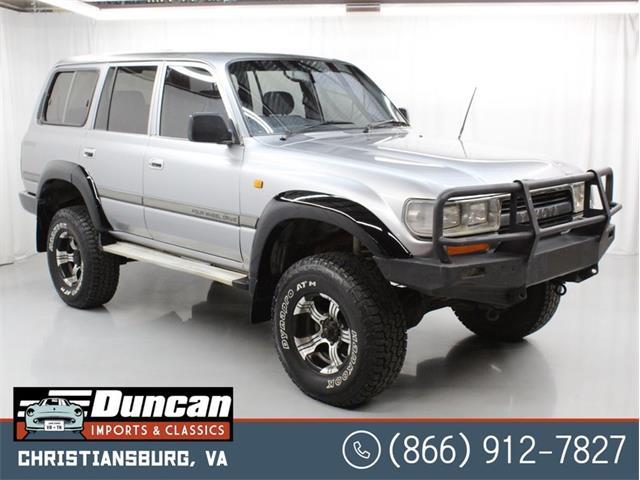 1994 Toyota Land Cruiser FJ (CC-1484856) for sale in Christiansburg, Virginia
