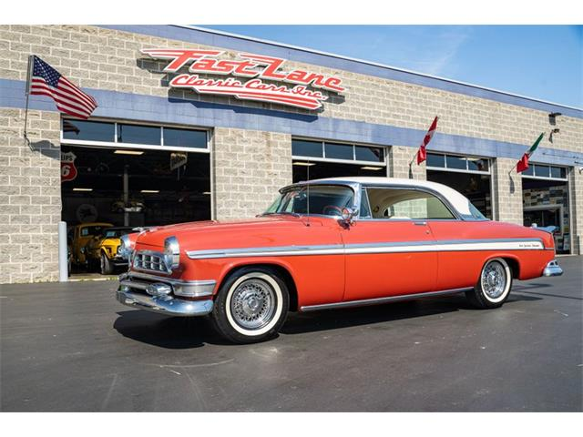 1955 Chrysler New Yorker (CC-1484879) for sale in St. Charles, Missouri
