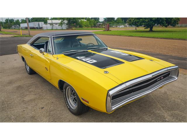1970 Dodge Charger (CC-1484900) for sale in Jackson, Mississippi