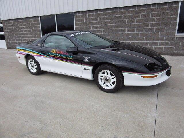 1993 Chevrolet Camaro (CC-1480492) for sale in Greenwood, Indiana