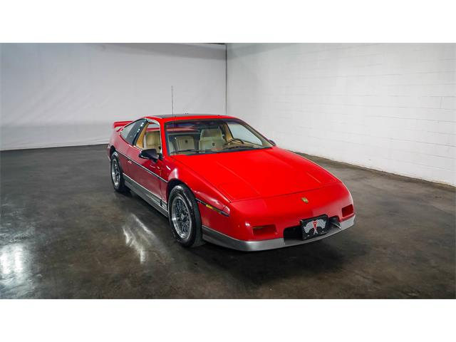 1986 Pontiac Fiero (CC-1484927) for sale in Jackson, Mississippi