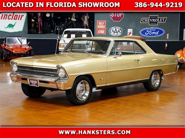 1967 Chevrolet Chevy II Nova (CC-1484936) for sale in Homer City, Pennsylvania