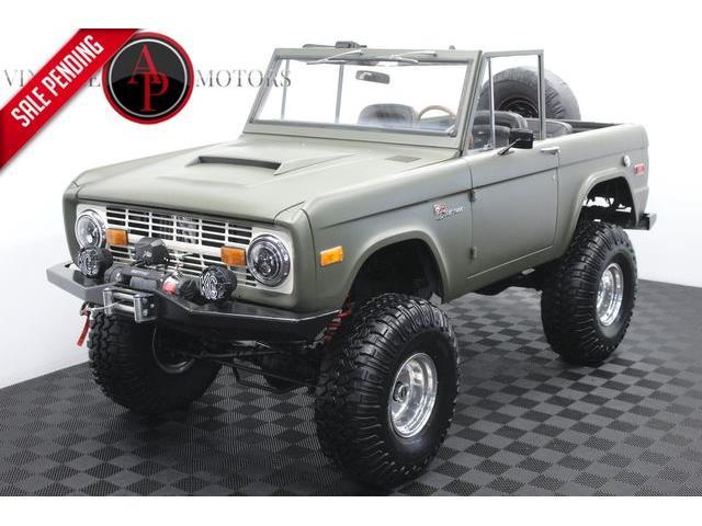 1977 Ford Bronco (CC-1484968) for sale in Statesville, North Carolina
