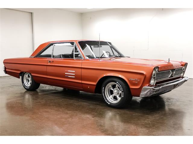 1966 Plymouth Sport Fury (CC-1484975) for sale in Sherman, Texas