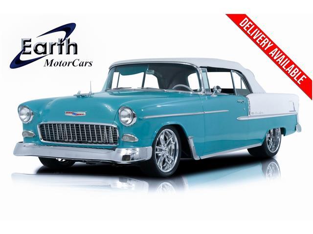 1955 Chevrolet Bel Air (CC-1484987) for sale in Carrollton, Texas