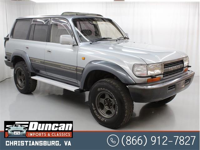 1994 Toyota Land Cruiser FJ (CC-1485006) for sale in Christiansburg, Virginia
