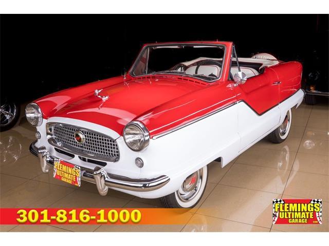 1960 Nash Metropolitan (CC-1485013) for sale in Rockville, Maryland