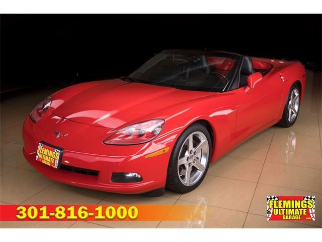 2006 Chevrolet Corvette (CC-1485017) for sale in Rockville, Maryland