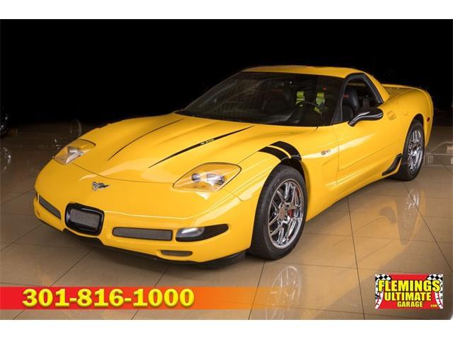 2003 Chevrolet Corvette (CC-1485019) for sale in Rockville, Maryland