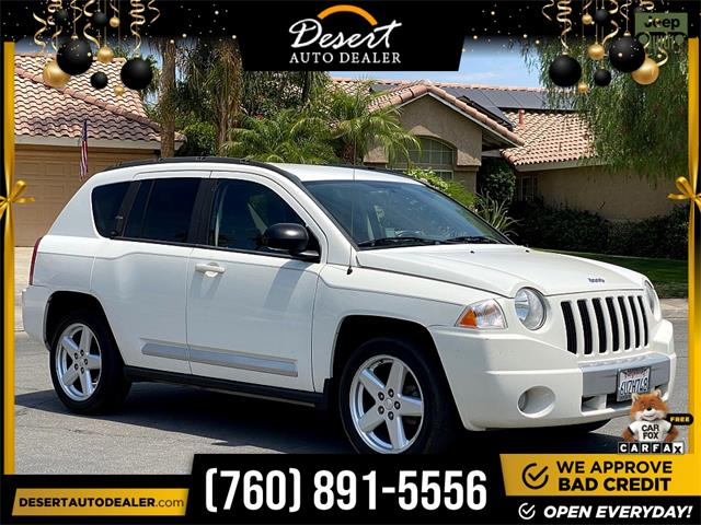 2010 Jeep Compass (CC-1485024) for sale in Palm Desert, California