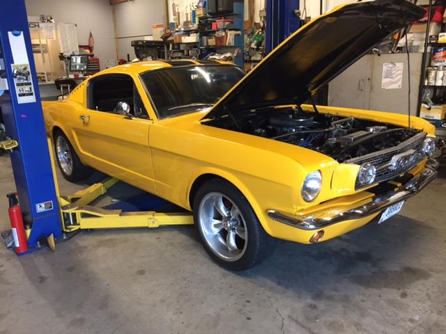 1966 Ford Mustang (CC-1485088) for sale in MILFORD, Ohio
