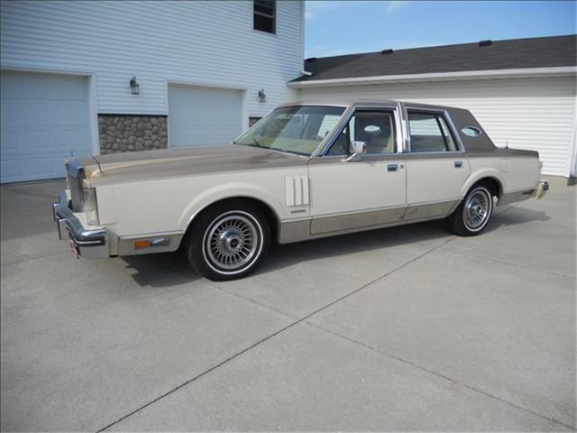 1983 Lincoln Continental Mark VI (CC-1485094) for sale in Stoughton, Wisconsin