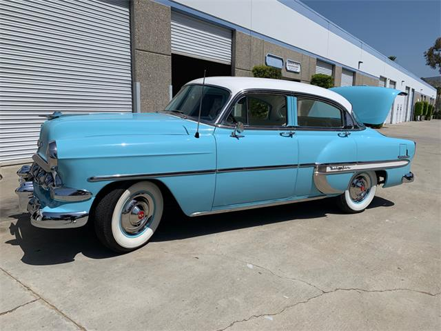 1954 Chevrolet Bel Air (CC-1485098) for sale in Spring Valley, California
