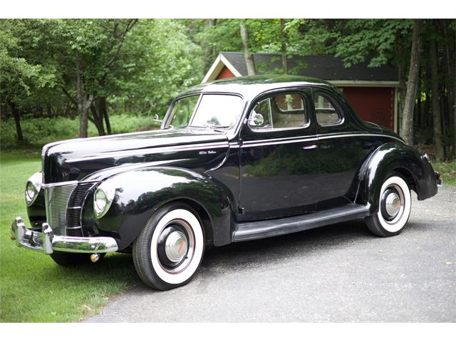 1940 Ford Deluxe (CC-1485118) for sale in MUNISING, Michigan