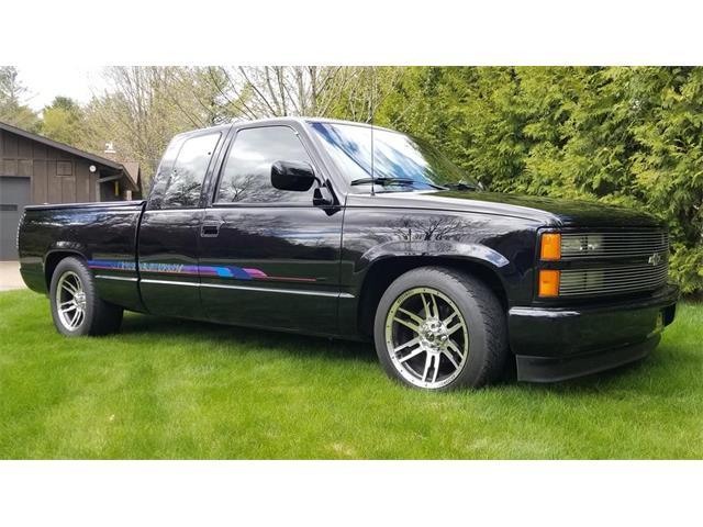 1992 Chevrolet C/K 1500 (CC-1485124) for sale in Kronenwetter, Wisconsin