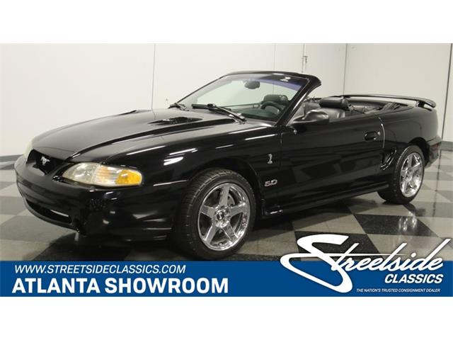 1997 Ford Mustang (CC-1485144) for sale in Lithia Springs, Georgia