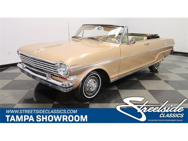 1963 Chevrolet Nova (CC-1485154) for sale in Lutz, Florida