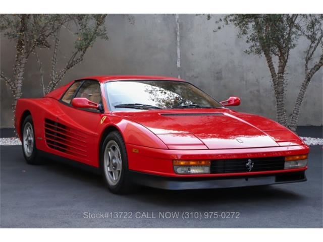 1988 Ferrari Testarossa (CC-1485161) for sale in Beverly Hills, California