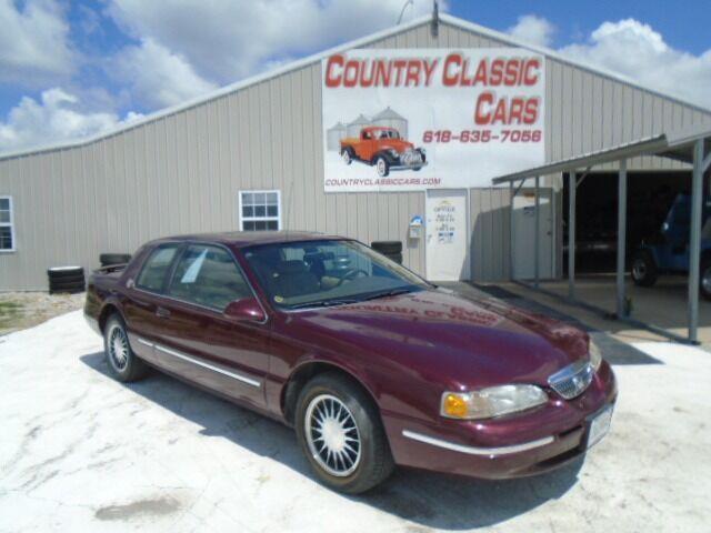1997 Mercury Cougar (CC-1485191) for sale in Staunton, Illinois