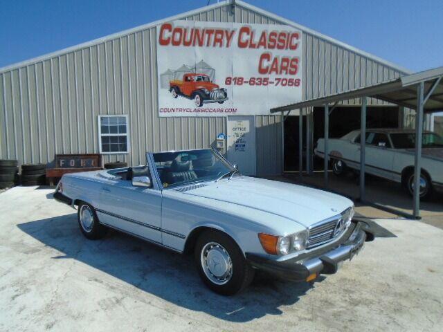 1977 Mercedes-Benz 450SL (CC-1485198) for sale in Staunton, Illinois