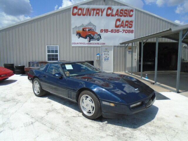 1989 Chevrolet Corvette (CC-1485200) for sale in Staunton, Illinois