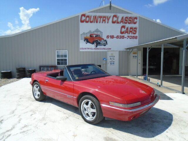 1990 Buick Reatta (CC-1485201) for sale in Staunton, Illinois