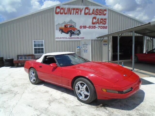 1992 Chevrolet Corvette (CC-1485205) for sale in Staunton, Illinois