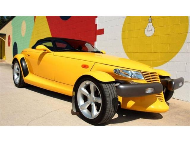 1999 Plymouth Prowler (CC-1485213) for sale in Cadillac, Michigan