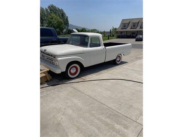 1966 Ford F100 (CC-1485215) for sale in Cadillac, Michigan