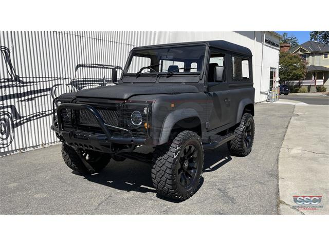 1994 Land Rover Defender (CC-1485219) for sale in Fairfield, California