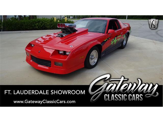 1984 Chevrolet Camaro (CC-1485259) for sale in O'Fallon, Illinois