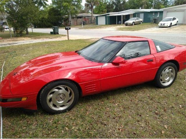 1993 Chevrolet Corvette (CC-1485260) for sale in Cadillac, Michigan