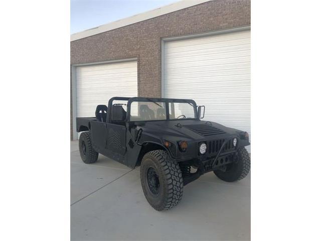 1987 AM General M998 (CC-1485270) for sale in Cadillac, Michigan