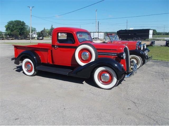 1937 Dodge Pickup (CC-1485276) for sale in Cadillac, Michigan