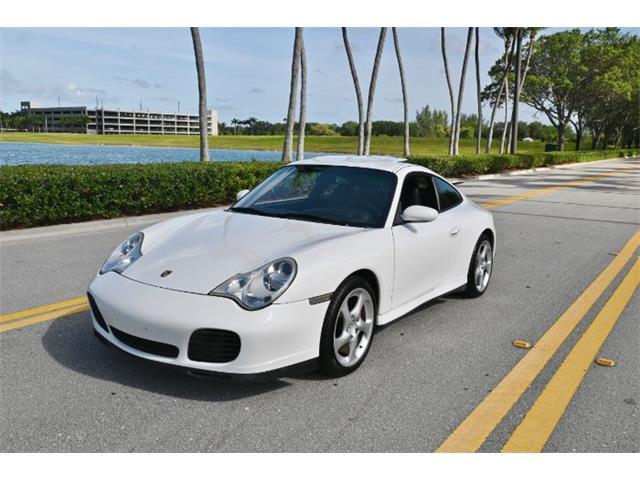 2003 Porsche 911 (CC-1485287) for sale in Cadillac, Michigan