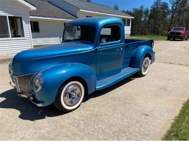 1940 Ford Pickup (CC-1485290) for sale in Cadillac, Michigan